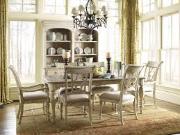 Kincaid Furniture Weatherford 7 Piece Dining Set With Canterbury