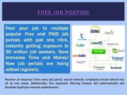 Extraordinary Design Ideas Resume Posting Sites 12 Free Online with regard  to Websites To Post Resume