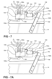 patent us7731297 tailgate securing dump apron for dump trucks  at Barford Dumper Wiring Diagram