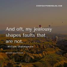 40 Jealousy Quotes About Dealing With Envy Everyday Power Enchanting Quotes About Jealousy In Friendship