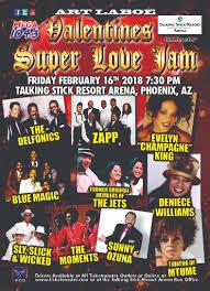 Valentines Super Love Jam Talking Stick Resort Arena