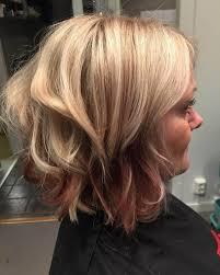 60 Populaire Blonde Kapsels Voor Vrouwen Boven De 50 Blonde Boven