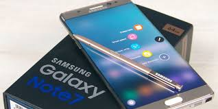 samsung note. samsung indicates there will be a note 8, and some 7 buyers get one for half-price u