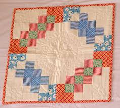 Custom baby quilt with a vintage look.   quilts   Pinterest   Baby ... & Custom baby quilt with a vintage look. Adamdwight.com