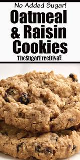 The normal maryland choc chip cookies contain 13.9g carbs per 2 cookies! No Added Sugar Oatmeal Raisin Cookies So Good Sugar Free Oatmeal Cookies Sugar Free Oatmeal Raisin Cookies