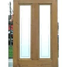 door with glass panel sidelight door panels curtains for side door panels a front door glass