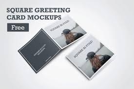 Square brochure realistic mockup v1 5067718. Square Bi Fold Brochure Mockup Creative Sofa