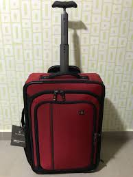 Wt Ultra Light Carry On Victorinox Wt Ultra Light Carry On On Carousell