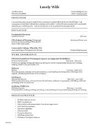 Cna Sample Resume – Lespa