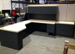 office desks staples. Shaped Desk Staples Amazon Office Depot Desks Lshaped L Glass Top E
