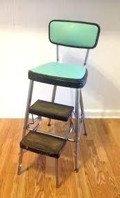 retro chair step stool retro counter chair step stool retro kitchen stools 1 black retro counter retro chair step stool