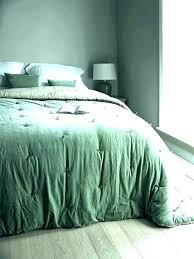 boulevard crushed velvet duvet cover set silver grey covers king g