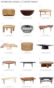 emily henderson efforless california casual furniture ings coffee tables 1