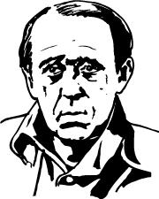 Bildergebnis für zeichnung von heinrich böll