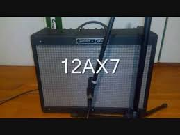 What Is The Difference Between The 12ax7 12at7 And 12au7