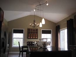 dining room track lighting. Kitchen : Fabulous Lamp Dining Room Track Lighting Ceiling