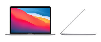 Apple MacBook Air 13-Inch With M1 Processor 7 Core GPU 256GB Space Grey -  Incredible Connection