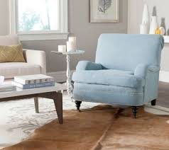 image of cozy accent chair