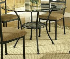 glass round dining table and 4 chairs kitchen marvelous glass top breakfast table dining room round