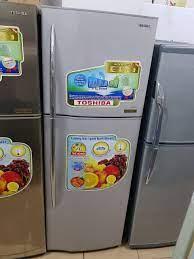 Tủ lạnh cũ chính hãng giá rẻ tiết kiệm| Tủ lạnh cũ Toshiba chính hãng
