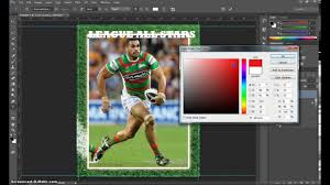 Size Of A Baseball Card Make A Trading Card In Adobe Photoshop Part 1