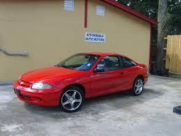 Chevrolet Cavalier - Information and photos - MOMENTcar