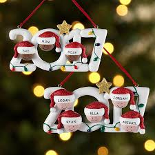 2017 Family Holiday Ornament