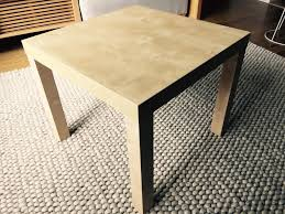ikea pine coffee table with 6 storage baskets posot class
