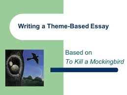 types of prejudice in to kill a mockingbird ppt video online  writing a theme based essay