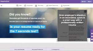 recruitment websites to help you your dream job image via monster