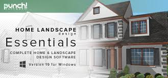 essentials home. Design And Update Your Home Landscaping With Punch Landscape Essentials 19, The Best Version Yet! No Matter Interior Or
