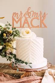 8 Custom Feminine Wedding Cake Topper Wood Happily Ever Etched