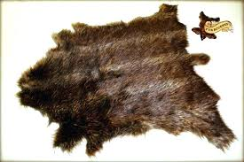 faux bear skin rugs fake animal fur floor excellent beautiful rug for home flooring decor r home creative stylish black faux animal skin rugs