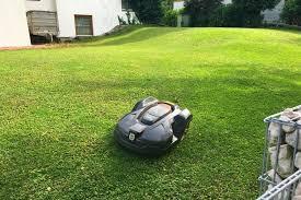 the best robot lawn mower