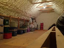 attic lighting. Sealed Attic With Open Cell Spray Foam Attic Lighting C