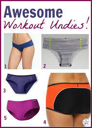 reebok underwear womens. 5 awesome pairs of workout underwear reebok womens o