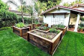 raised beds for vegetable gardening raised veggie garden poured concrete raised beds landscape traditional with raised
