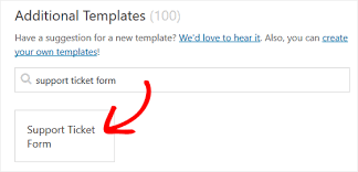 How To Create A Custom Support Ticket Form On Wordpress With