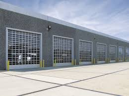 Commercial Garage Doors Design Acvap Homes Some Types Material