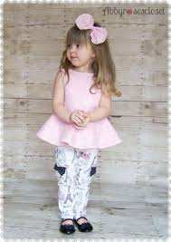 Simple Life Pattern Company Inspiration PDF Sewing Patterns For Girls Sizes 48t148 Simple Life Pattern