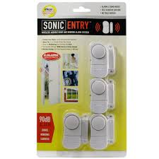 Ideas in Motion Mini Magnetic Contact Alarm 90dB 4-Pack | The Home ...