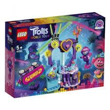 <b>Конструктор LEGO</b>® <b>Trolls</b>™ 41250 <b>Вечеринка</b> на Техно-рифе ...