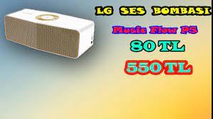 LG Music Flow P5 Bluetooth Hoparlör Ürün Tanıtımı - YouTube