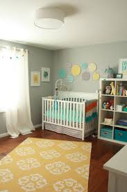 baby nursery yellow grey gender neutral. Apartment Stunning Baby Room Idea 20 Teal Yellow And Aqua Nursery Ideas Paint Grey Gender Neutral