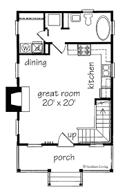 Eplans Cottage House Plan  Welcoming Guest Cottage  848 Square 800 Square Foot House Floor Plans