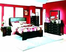 Beautiful Black And Brown Bedroom And Red And Brown Bedroom Cream ...