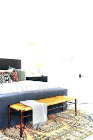 Rug Under Bed Rules How To Place A Area Placement