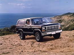 1983 Bronco XLT Ford