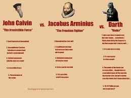 Calvinism Vs Arminism College Paper Example Academic
