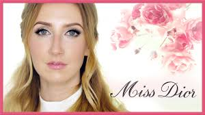 soft 60 s french chic makeup natalie portman for miss dior inspired tutorial you